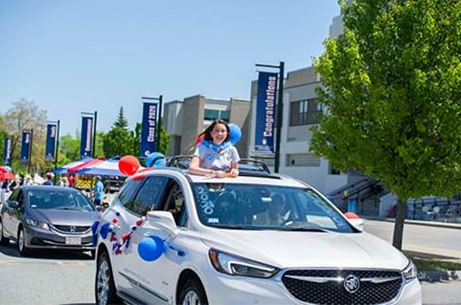 Open Schools Car Rally Parade