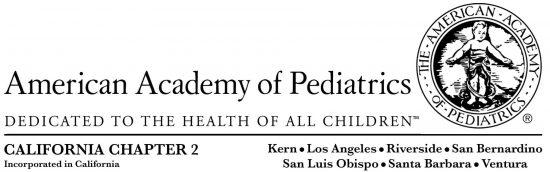 American Academy Pediatrics Logo Chapter 2